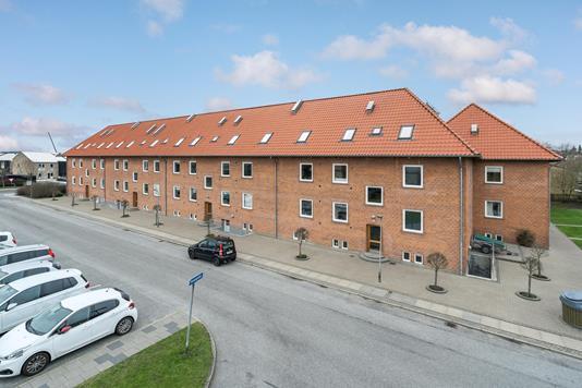 Andelsbolig på Lyngholmsvej i Aalborg SV - Ejendommen