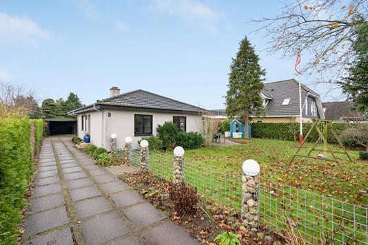 Villa på Depotvej i Aalborg SV - Ejendommen