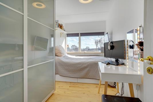 Ejerlejlighed på Revlingbakken i Aalborg - Soveværelse