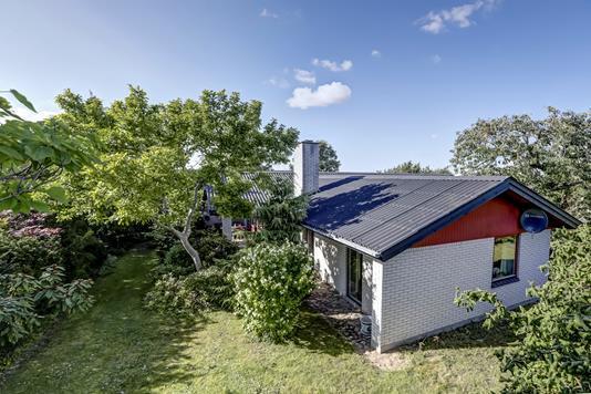 Villa på Poplens Kvarter i Lejre - Ejendommen