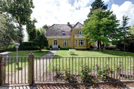 Villa på Sorøvej i Glumsø - Ejendommen