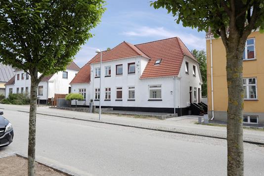 Ejerlejlighed på Søndergade i Ringsted - Ejendommen