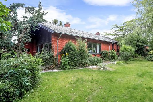 Villa på Zahlesvej i Ringsted - Ejendommen