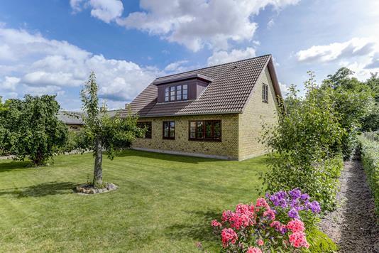 Villa på Kirkevej i Klippinge - Ejendommen