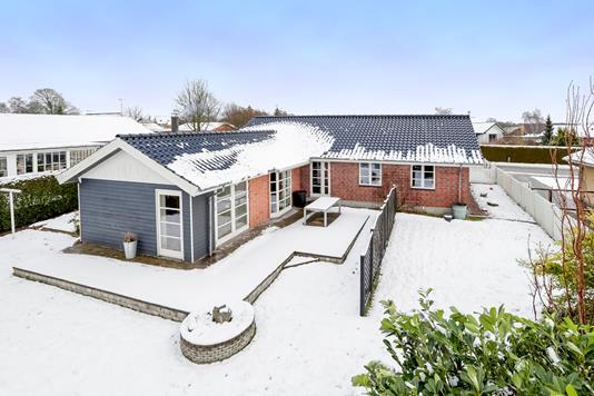 Villa på Hømvej i Ringsted - Ejendommen