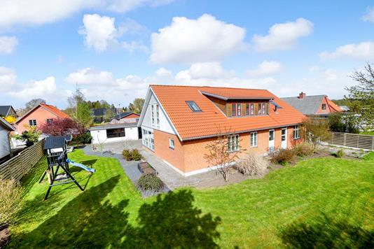 Villa på Bygagervej i Fjenneslev - Ejendommen