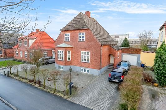 Villa på Nørregade i Ringsted - Ejendommen