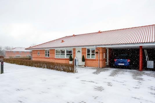 Villa på Bispegården i Ringsted - Ejendommen