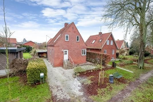 Villa på Klosteralleen i Ringsted - Ejendommen