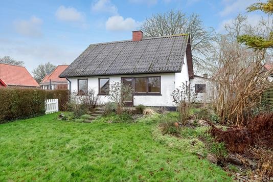 Villa på Kærvej i Fjenneslev - Ejendommen