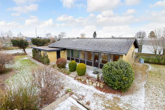 Villa på Mågevej i Ringsted - Ejendommen