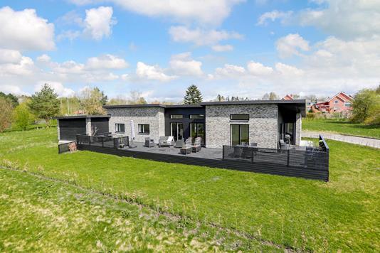 Villa på Søndervang i Ringsted - Ejendommen