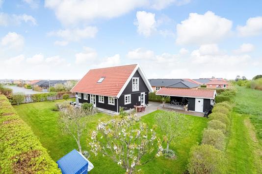 Villa på Felten i Ringsted - Ejendommen