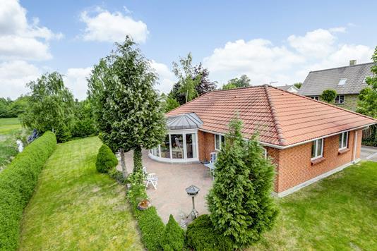 Villa på Fjellebrovang i Ringsted - Ejendommen