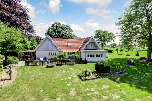 Villa på Bedstedvej i Ringsted - Ejendommen