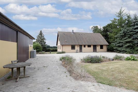 Villa på Skovmarksvej i Ringsted - Ejendommen