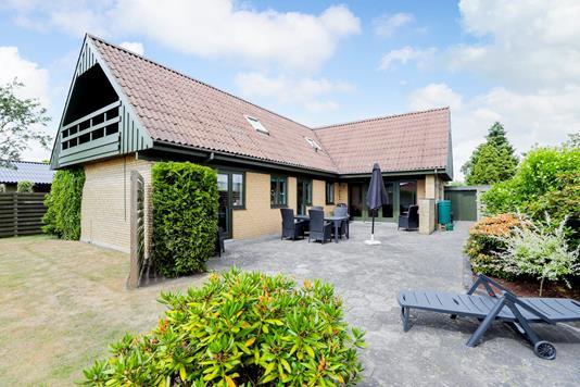 Villa på Vestervangen i Ringsted - Ejendommen