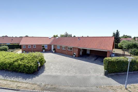 Villa på Byskovvej i Ringsted - Ejendommen