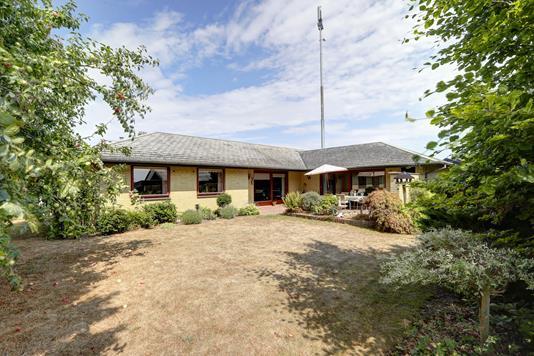 Villa på Yrsavej i Fjenneslev - Ejendommen