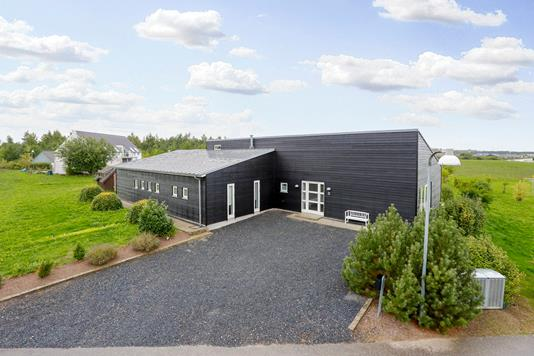 Villa på Artilleristen i Ringsted - Ejendommen