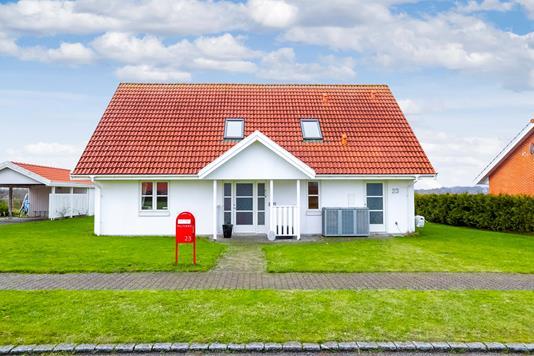 Villa på Toftegårdsvej i Ringsted - Ejendommen