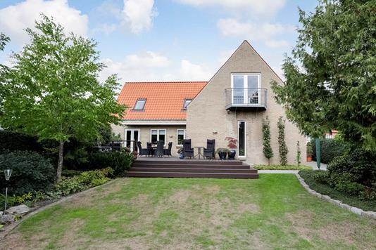 Villa på Klostervænget i Ringsted - Ejendommen