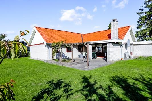Villa på Munkebjergvej i Ringsted - Ejendommen