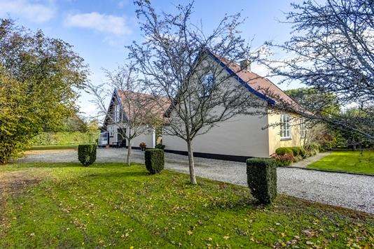 Villa på Fjellebrohuse i Ringsted - Ejendommen