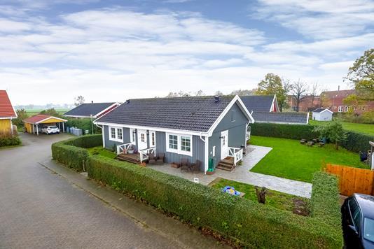 Villa på Jens Hansensvej i Ringsted - Ejendommen