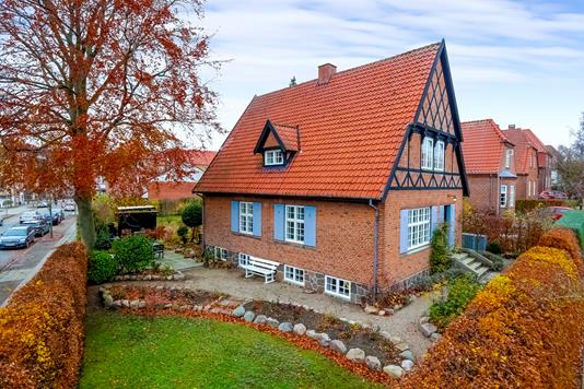 Villa på Harhoffs Alle i Ringsted - Ejendommen