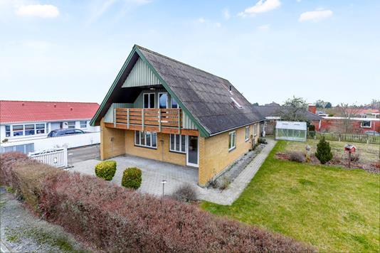 Villa på Susåvej i Ringsted - Ejendommen