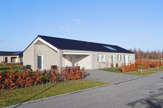 Villa på Diget i Ringsted - Ejendommen