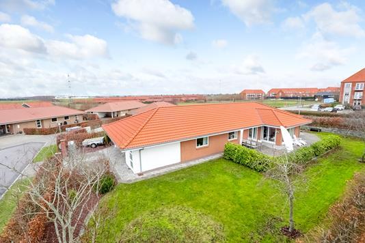 Villa på Præstelunden i Ringsted - Ejendommen