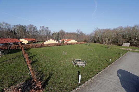 Helårsgrund på Skovvænget i Ringsted - Grund