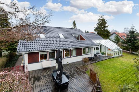 Villa på Hagelbjergvej i Ringsted - Ejendommen