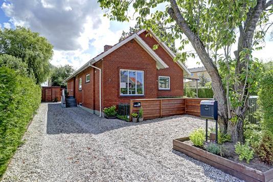Villa på Gormsvej i Ringsted - Ejendommen