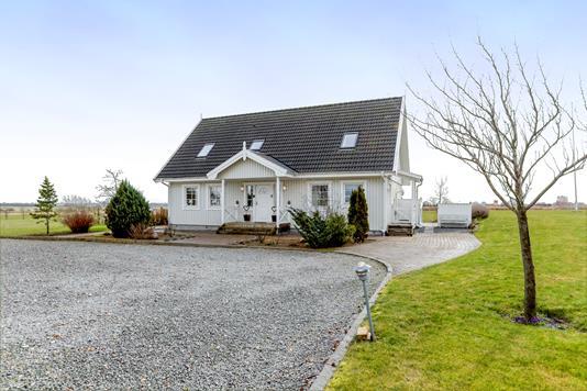 Villa på Kløvermarken i Ringsted - Ejendommen