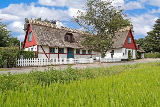 Villa på Brentebjergvej i Ringsted - Ejendommen