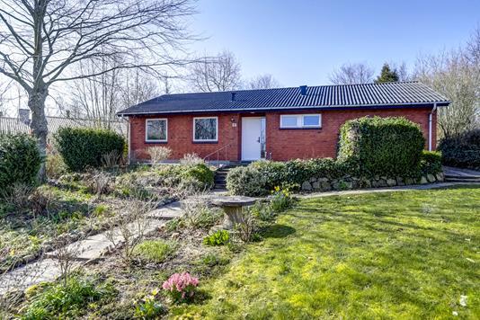 Villa på Gammel Næstvedvej i Glumsø - Ejendommen