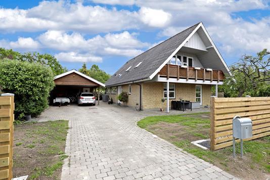 Villa på Østre Parkvej i Ringsted - Ejendommen