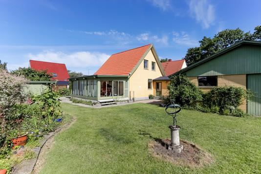 Villa på Rolighedsvej i Ringsted - Ejendommen