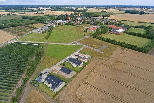 Helårsgrund på Nordrup Vestervang i Ringsted - Område