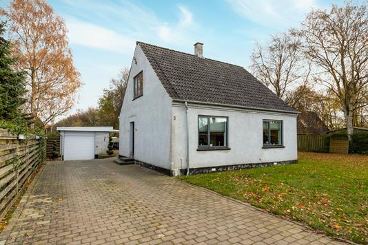 Villa på Søndervej i Ringsted - Ejendommen