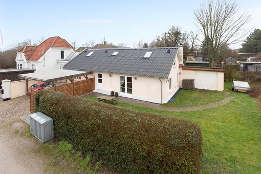 Villa på Englerupvej i Ringsted - Ejendommen