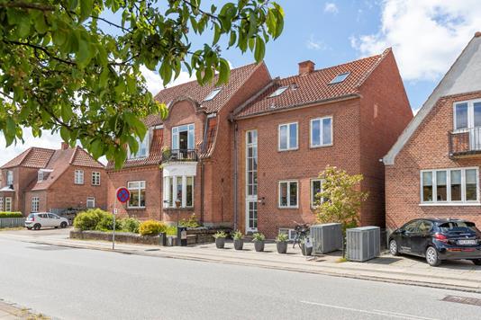 Villa på Bøllingsvej i Ringsted - Ejendommen