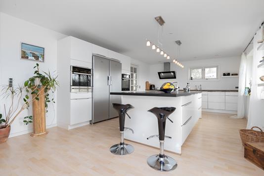 Villa på Vetterslev Bygade i Ringsted - Køkken