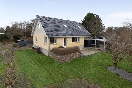 Villa på Vetterslev Bygade i Ringsted - Ejendommen
