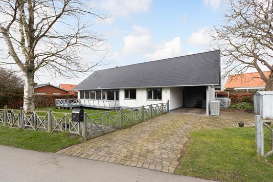 Villa på Søndre Parkvej i Ringsted - Ejendommen