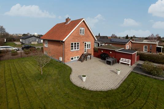 Villa på Magleagervej i Ringsted - Ejendommen