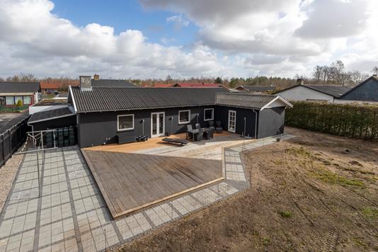 Villa på Smålodsvej i Ringsted - Ejendommen